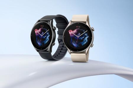Amazfit GTR 3 y GTS 3: enormes pantallas AMOLED y Alexa para los dos nuevos smartwatches de Zepp