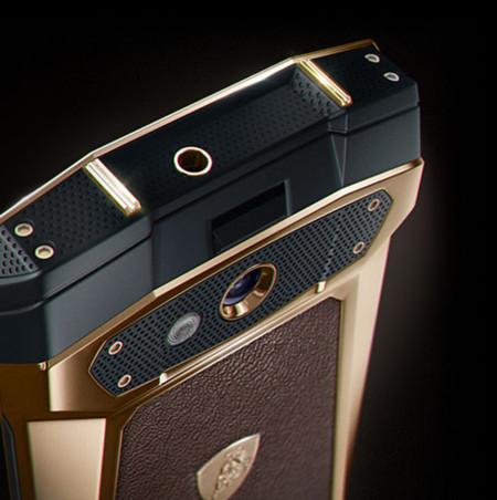 Lamborguini Tonino smartphone