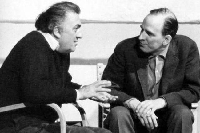 Fellini Bergman