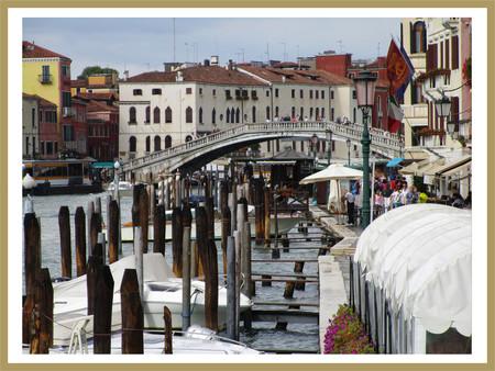 Puente Descalzos Venecia