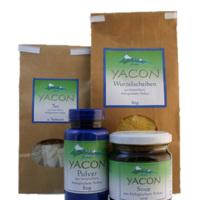 Yacón, dulzura natural ideal para los diabéticos