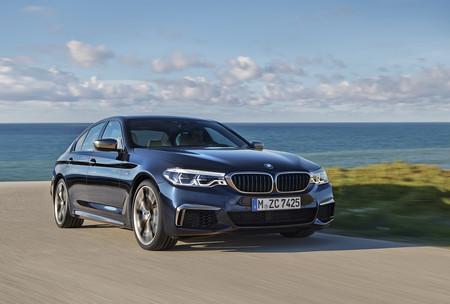 BMW M550i xDrive, todos los detalles de la prometedora antesala del M5 por M Performance