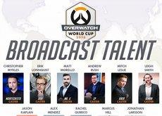Blizzard golpea con sus presentadores para la Blizzcon