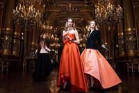 """El """"shooting"""" de Dior en la Opéra Garnier de París"""