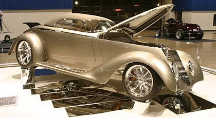 """'36 Ford """"Impression"""", American Most Beautiful Roadster"""