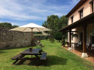 Disfruta de los pequeños detalles en el hotel rural El Texeu en Llanes