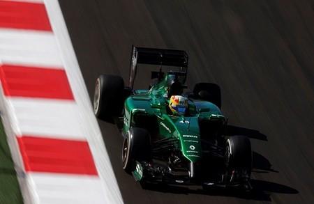 Tony Fernandes prende la mecha del equipo Caterham F1