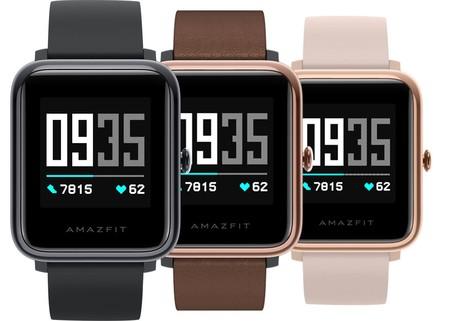 El Amazfit Bip 2 de Xiaomi es oficial, de acero inoxidable y puede realizar electrocardiogramas