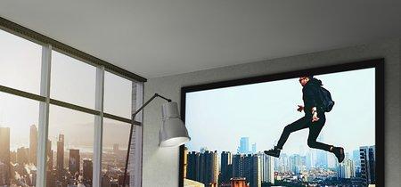 Severtson Screens se apunta a las pantallas de proyección con ganancia negativa en su nueva línea