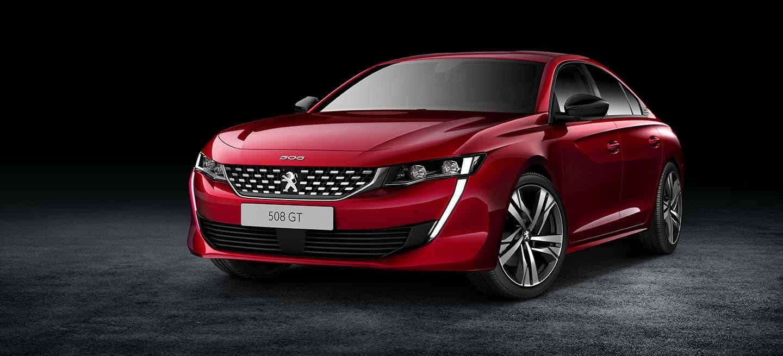 Foto de Peugeot 508L PHEV (1/11)
