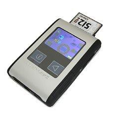 Digimate III, lector de tarjetas con pantalla táctil