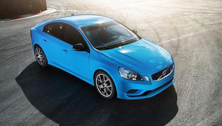 El Volvo S60 Polestar Concept estará en el Salón de Los Ángeles
