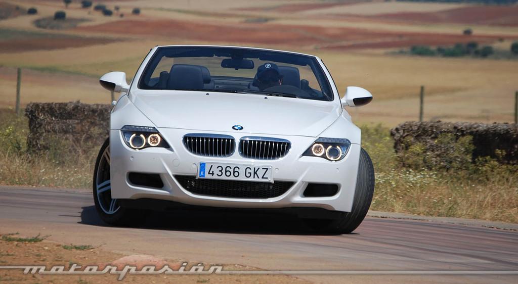 Foto de BMW M6 Cabrio (prueba) (14/68)