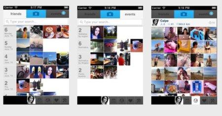 Wall, una nueva aplicación de fotografía social pensada para grupos y eventos masivos