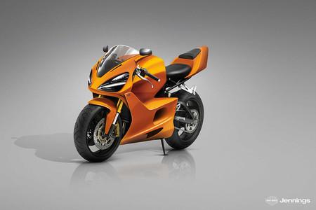 01 Mclaren Sport Bike