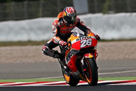 Dani Pedrosa Test Catalunya Motogp 2017