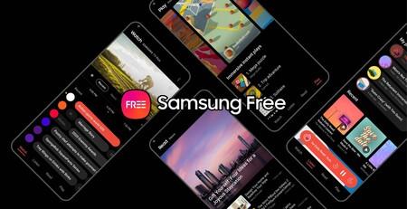 Los móviles de Samsung ya pueden escuchar podcasts en Samsung Free, primero en Estados Unidos