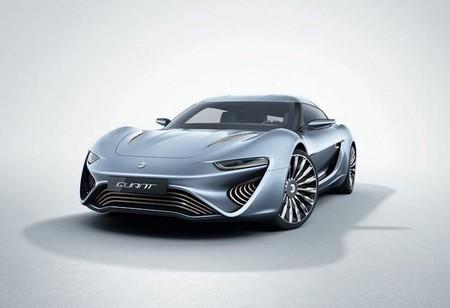 Quant e-Sportlimousine irrumpe en Ginebra con 600 kilómetros de autonomía eléctrica