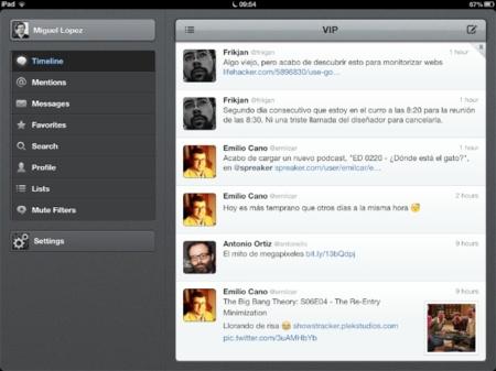 Tweetbot para Mac se actualiza con compatibilidad para Vine y Flickr, las anteriores versiones dejarán de funcionar el 5 de marzo