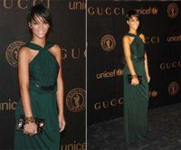 Rihanna, nueva imagen de la campaña de Gucci para UNICEF