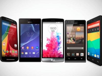 Estos son los mejores smartphones de gama media disponibles en Colombia
