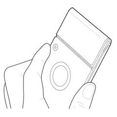 Foto 1 de 5 de la galería samsung-galaxy-x-patentes-y-filtraciones en Xataka Android