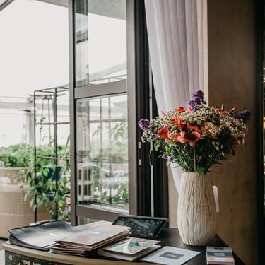 Buro Tsum, un exclusivo restaurante con terraza panorámica en el corazón de Moscú
