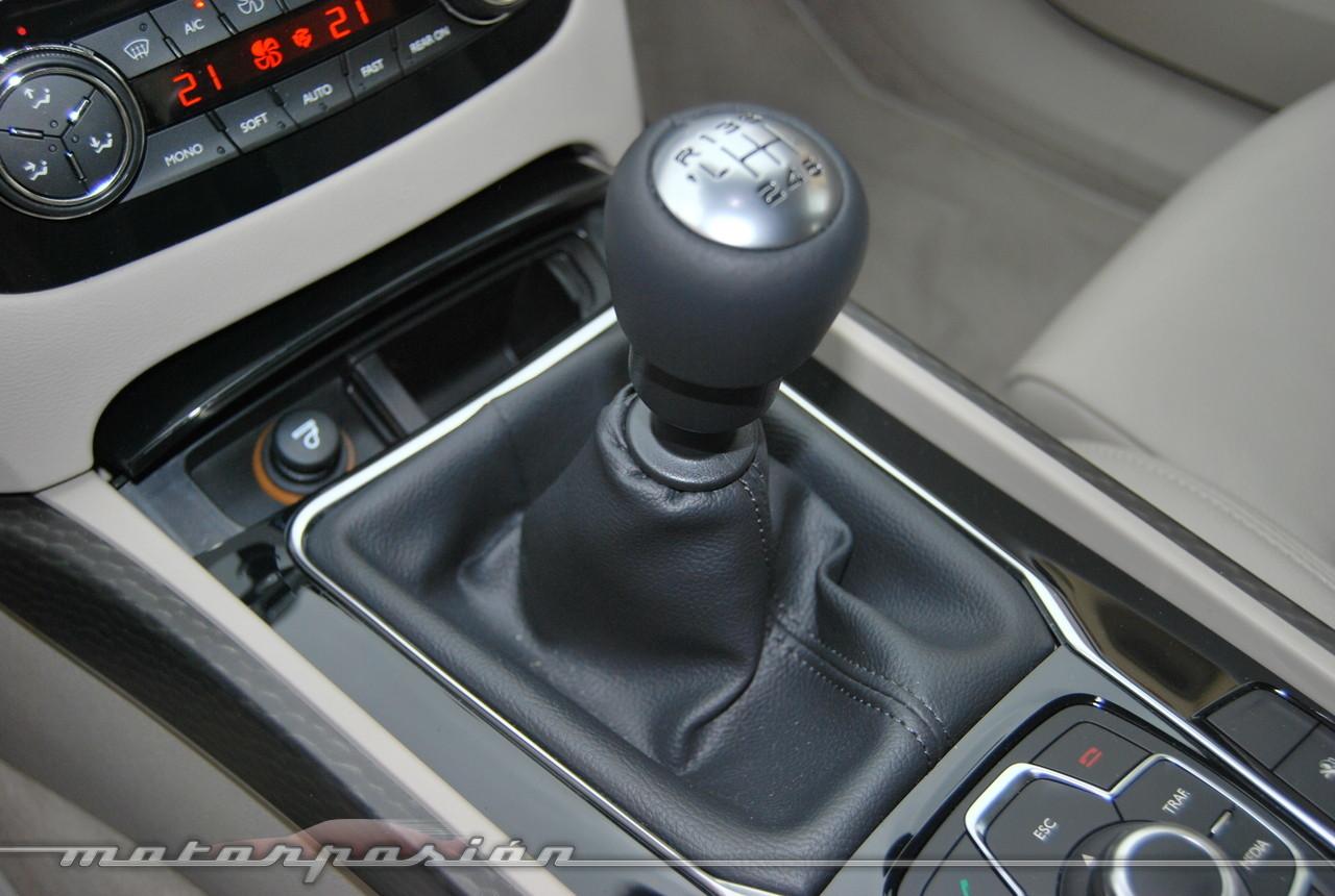 Foto de Peugeot 508 y 508 SW (presentación) (83/118)
