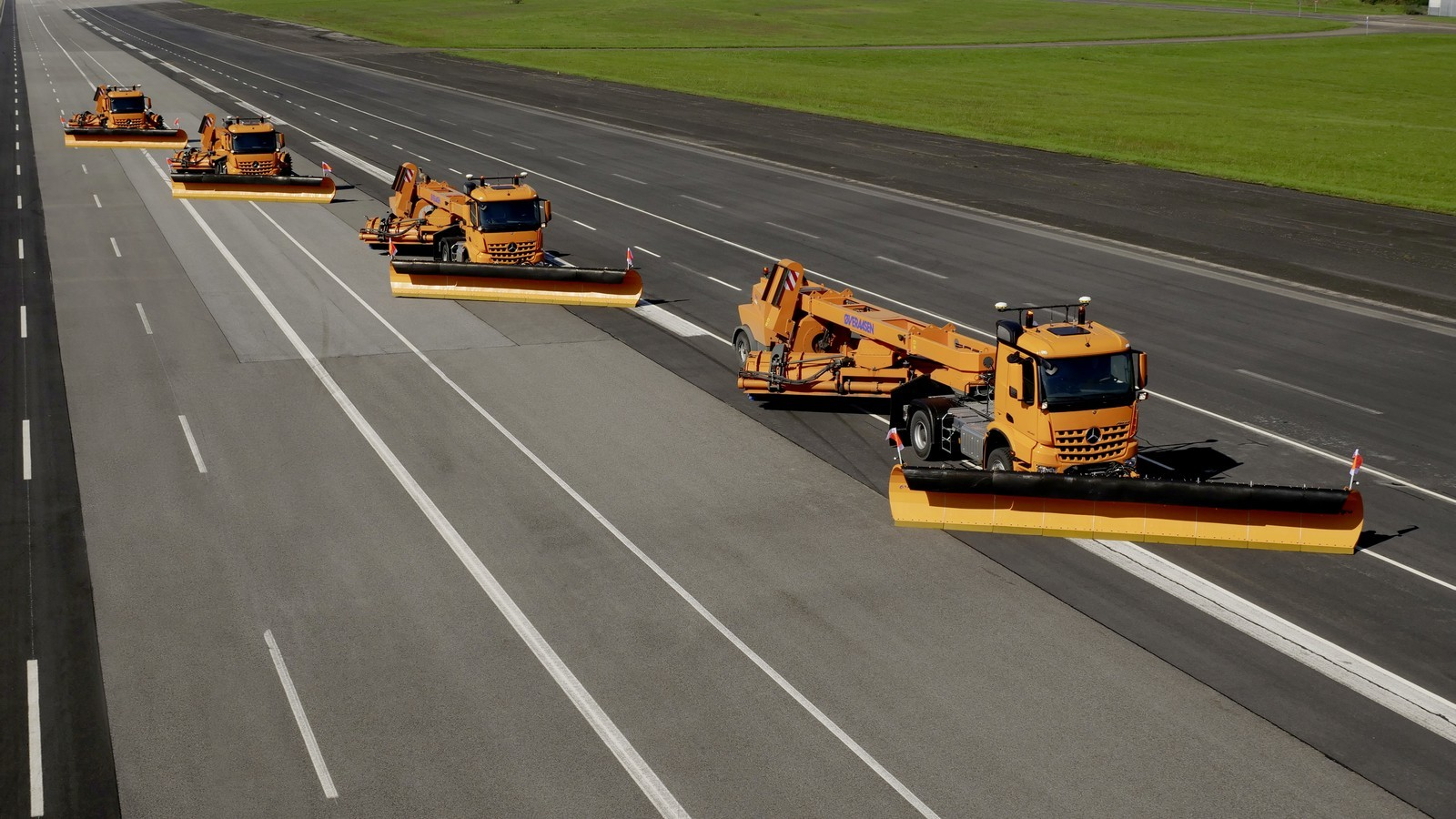 Foto de Automated Mercedes-Benz Arocs: los quitanieves definitivos. (10/20)