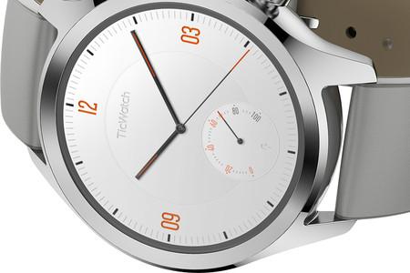 El TicWatch Classic 2 ya es oficial: Mobvoi vuelve a la carga con Wear OS, acero inoxidable y piel