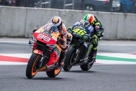 Lorenzo Rossi Mugello Motogp 2019