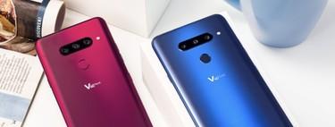 LG V40 ThinQ, las cinco cámaras en un smartphone ya son una realidad