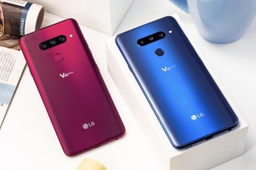 LG V40 ThinQ, las cinco cámaras en un smartphone ya son una realidad [actualizado]