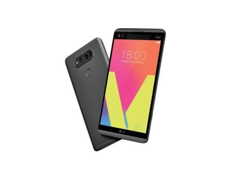 LG V20, doble pantalla y doble cámara para competir en la gama alta