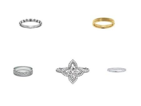 Louis Vuitton presenta su primera colección de alianzas