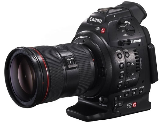 Canon EOS Cinema C100