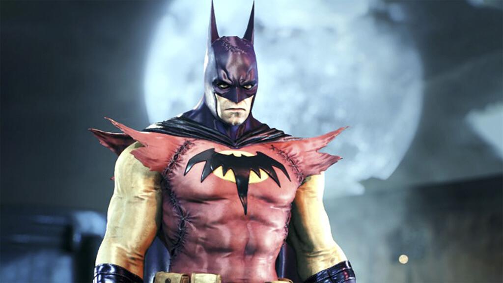 El traje de Zur-En-Arrh es el más extraño y loco que ha vestido Batman, y ahora puedes hacerte con él gratis en Batman Arkham Knight