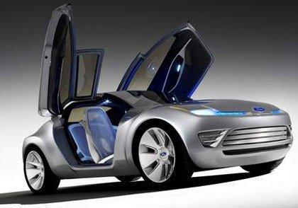 Ford Reflex Concept, más información y fotos