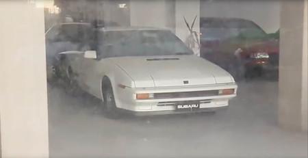 Concesionario Subaru abandonado Subaru XT