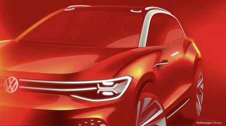 Volkswagen Id Roomzz Concept Teaser