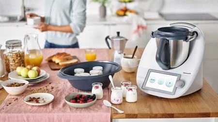 WiFi integrado, nuevos modos de cocina, seguridad mejorada y más: así es el nuevo Thermomix TM6