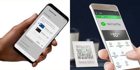 Samsung Pay se alía con WeChat Pay en China