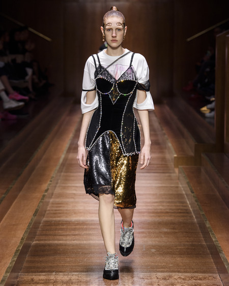 Burberry Autumn Winter 2019 Collection Look 41