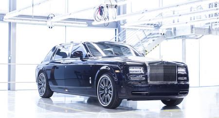 ¡Adiós, Sir! El último Rolls-Royce Phantom VII ha salido de la fábrica