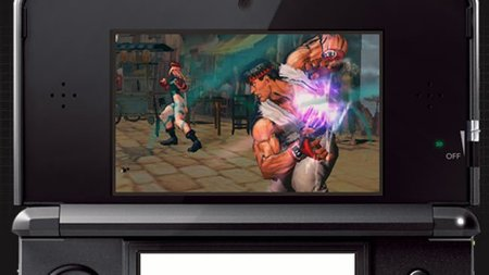 'Super Street Fighter IV' también en 3DS [E3 2010]