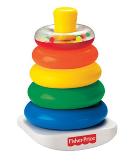 Piramide balanceante Fisher Price 2