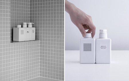 Industrial facility - radio para la ducha