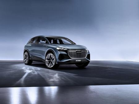 Audi Q4 E Tron Concept 2