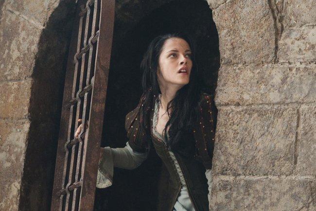 Kristen Stewart, protagonista de la nueva versión de Blancanieves