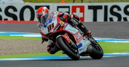 Nico Terol y Althea Racing Team separan sus caminos en el Campeonato del Mundo de Superbikes